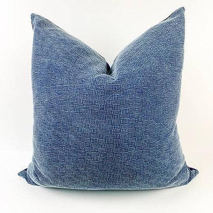 Ocean Square Pillow Cover