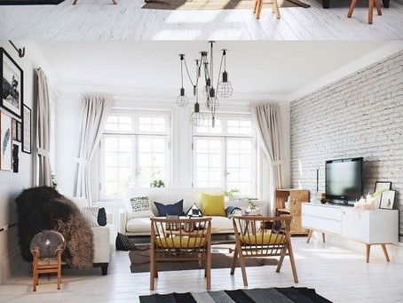 8 Handy Decorating Ideas for Your Apartment...