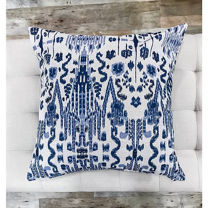Global Inspired Ikat Pillows - Mumbai