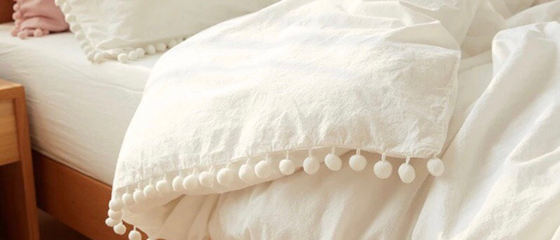 Soft Bohemian Cotton Duvet Covers