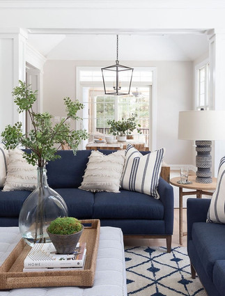 COASTAL STYLE WITH RELAXED TONES TO GIVE