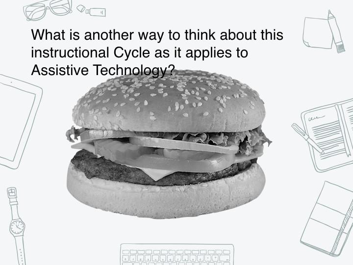 AT Instructional Cycle