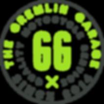 Gremlin Garage Motorcycle Shop logo