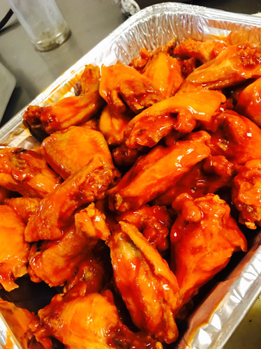 Bar Style Wings