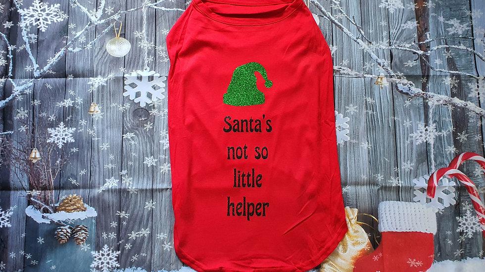 Dog Christmas T-Shirts (Giant Dog 6xl)
