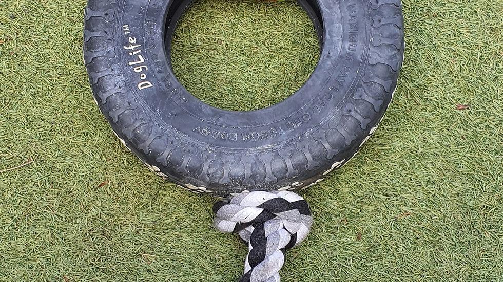 XL Tuff Tyre Toy