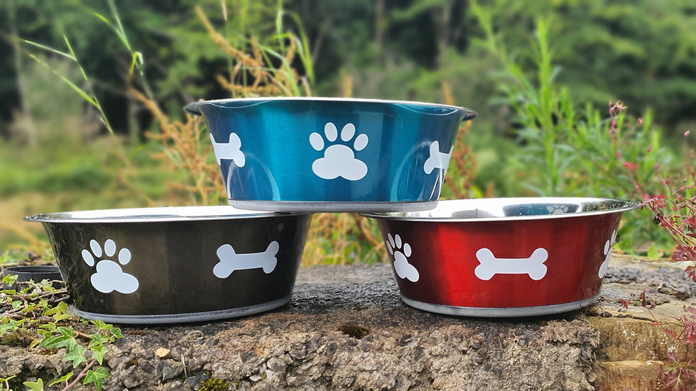 XXL High Quality Stainless Steel Non Slip Bowl