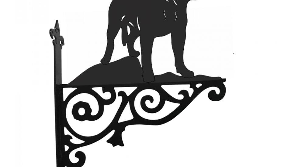 Dog Breed Ornamental Hanging Bracket