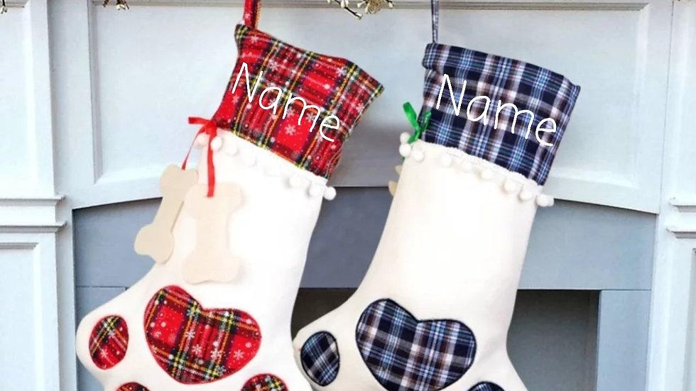 100% Natural Treat Stocking