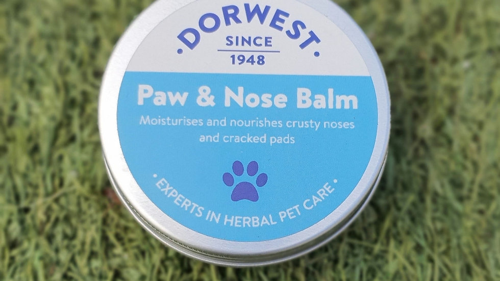 Nose and Paw Balm - Nourishes Crusty Noses