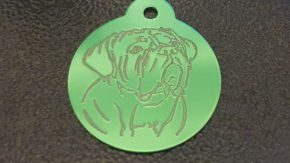 Breed ID Tags - Get Your Breed Engraved today!