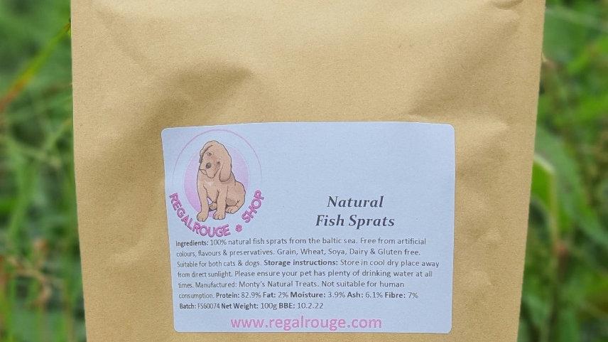 Natural Fish Sprats
