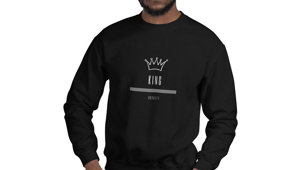 Unisex Sweatshirt - King- Royalty