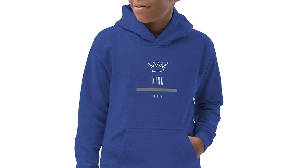 Kids Hoodie - King - Royalty
