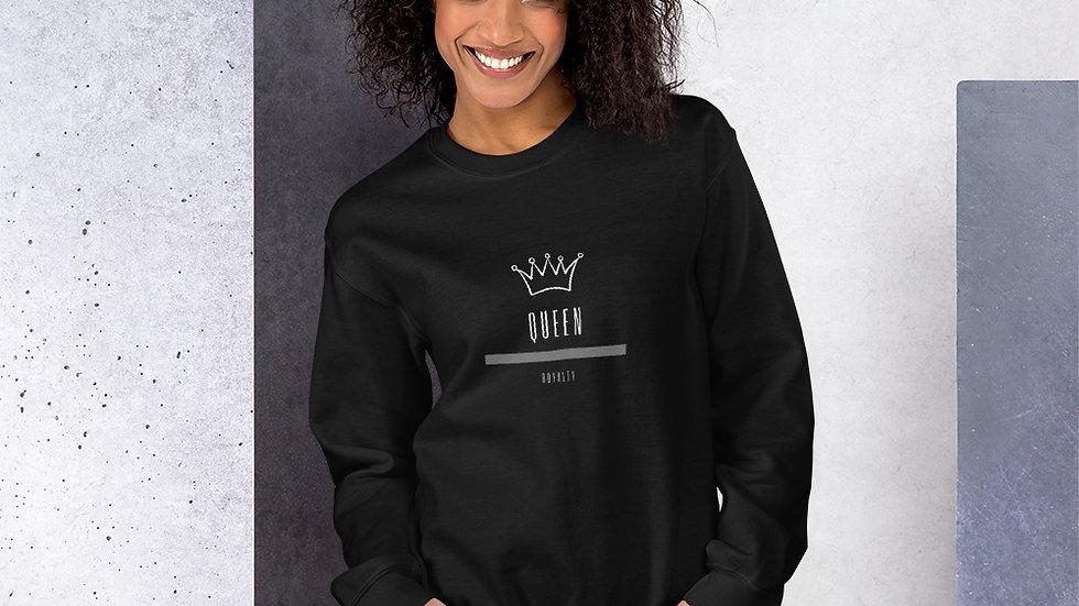 Unisex Sweatshirt - Queen - Royalty