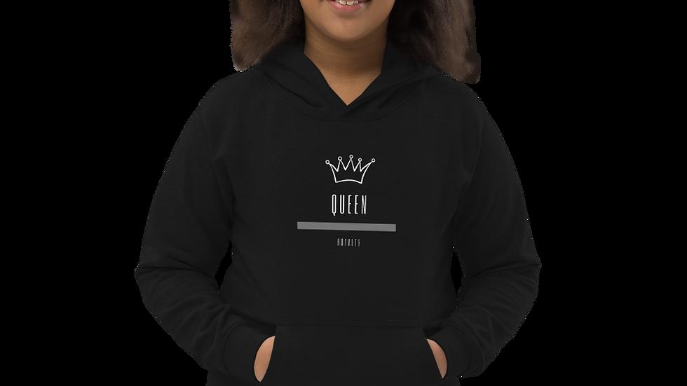 Kids Hoodie - Queen - Royalty