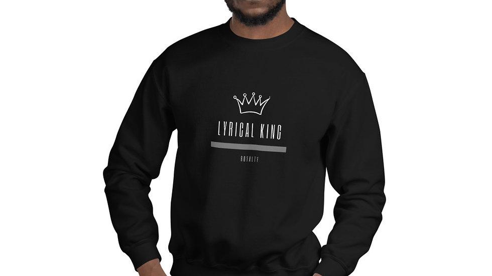 Unisex Sweatshirt - Lyrical King - Royalty