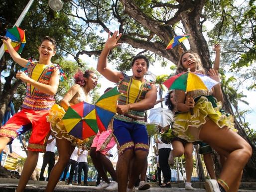 Carnaval: alternativas digitais