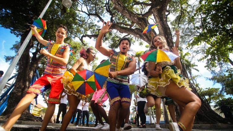 Folia no Carnaval. Foto: Agência Brasil 61.