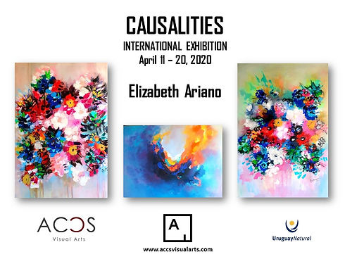 Causalities by Elizabeth Ariano