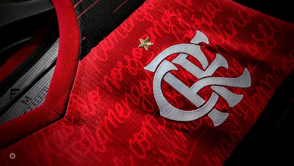 Camisa nova do Flamengo faz alusão ao time de 1981.