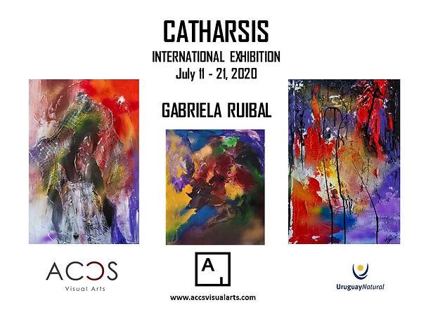 CATHARSIS BY GABRIELA RUIBAL ACCS ARTSY