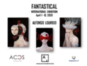 FANTASTICAL by Alfonso Lourido