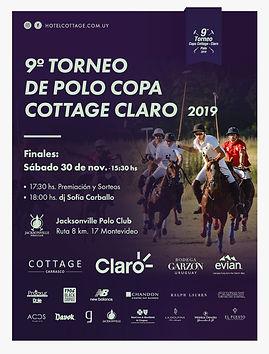 TORNEO DE POLO COPA COTTAGE CLARO
