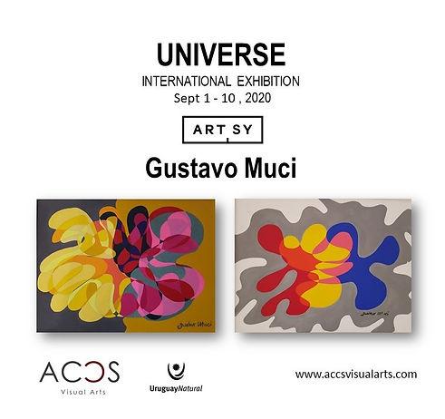 UNIVERSE by Gustavo Muci