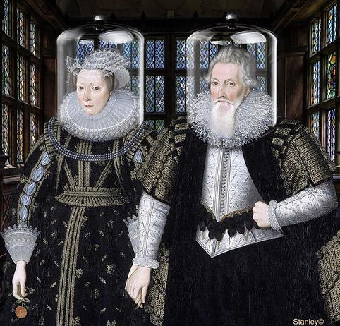 LORD AND LADY BOTTLEDNECK
