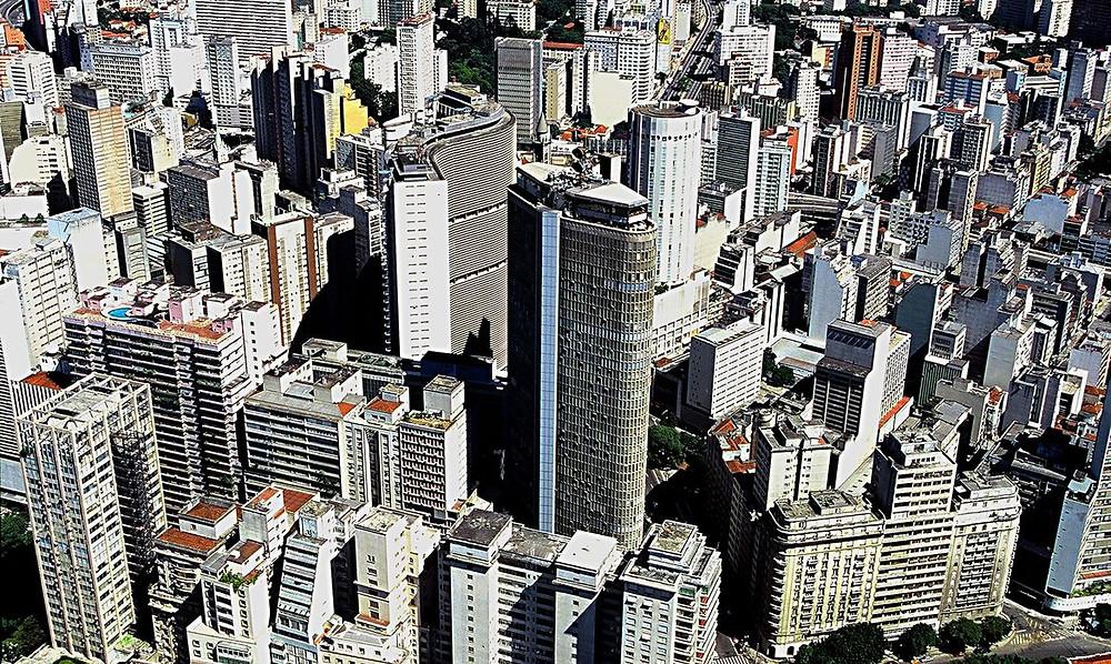 Prédios. Foto: Agência Brasil 61.