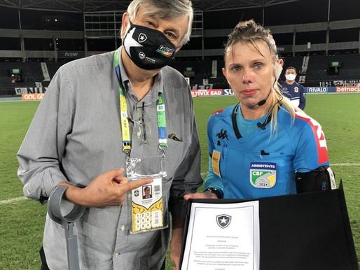 Sexismo e Futebol não combinam