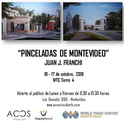 Pinceladas de Montevideo
