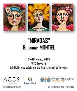 MIRADAS by Guiomar Montiel