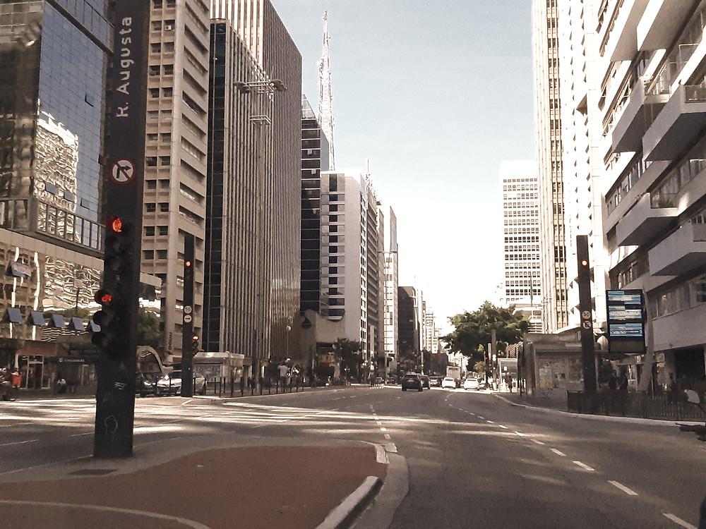 Avenida Paulista, São Paulo/SP. Foto: Bruno Velasco