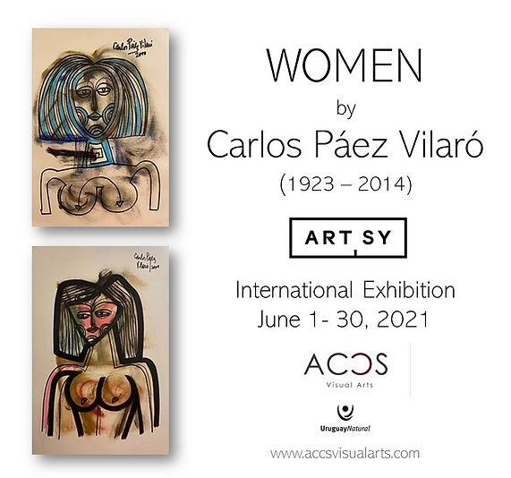 WOMEN by Carlos Páez Vilaró