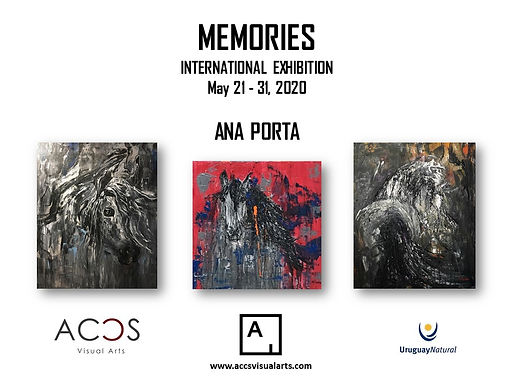 MEMORIES by Ana Porta
