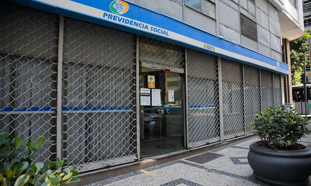 INSS - Foto: Tomaz Silva/Agência Brasil.