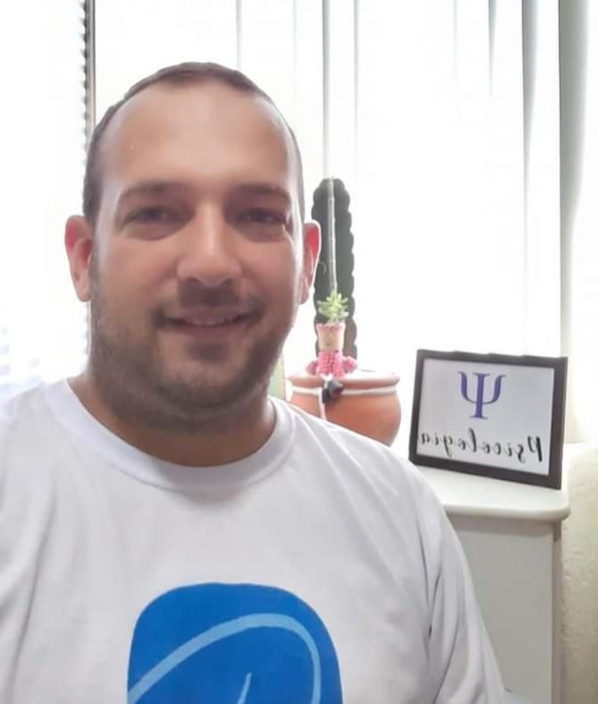 Psicólogo José Renato Velasco
