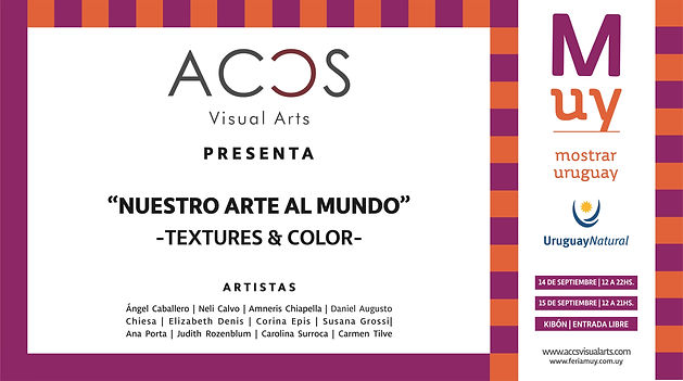 MUY: TEXTURES & COLOR