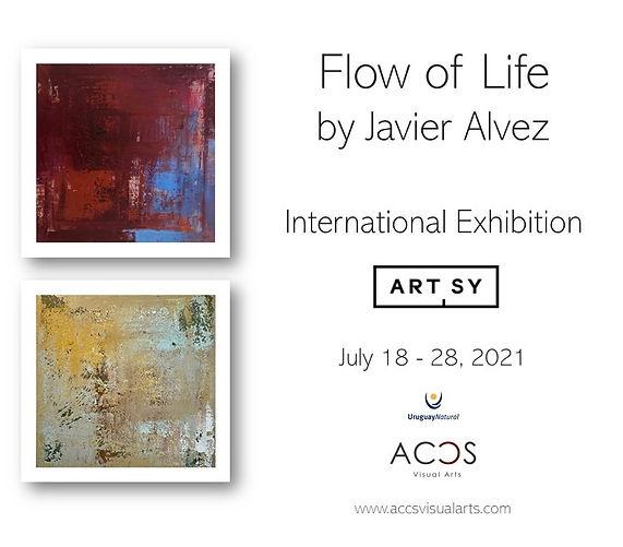 Flow of Life by Javier Alvez