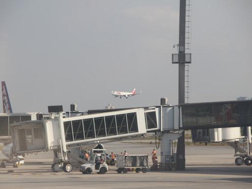 Regras mais rígidas em aeroportos