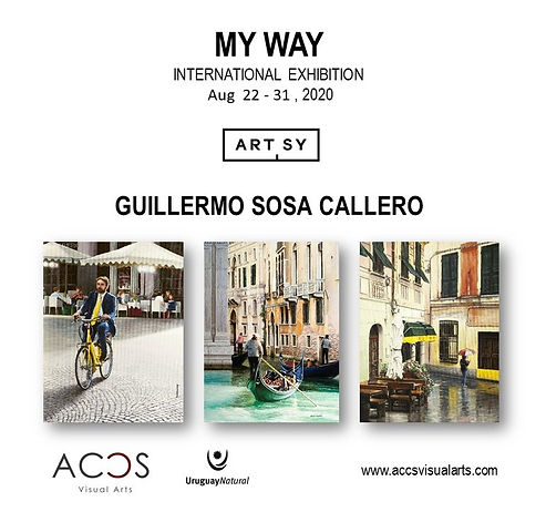 MY WAY by Guillermo Sosa Callero