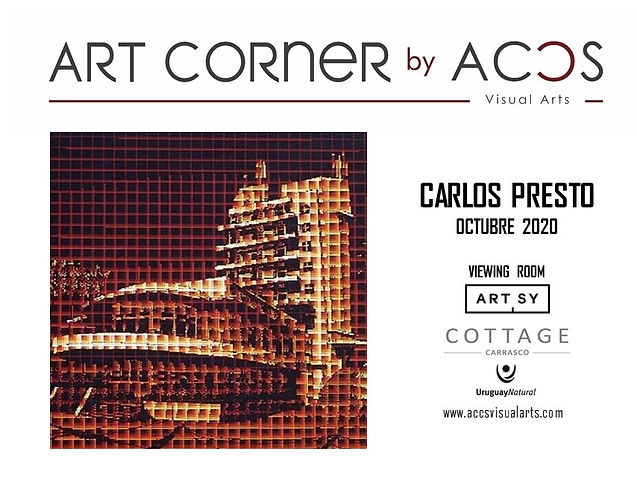 ART CORNER - Carlos Presto