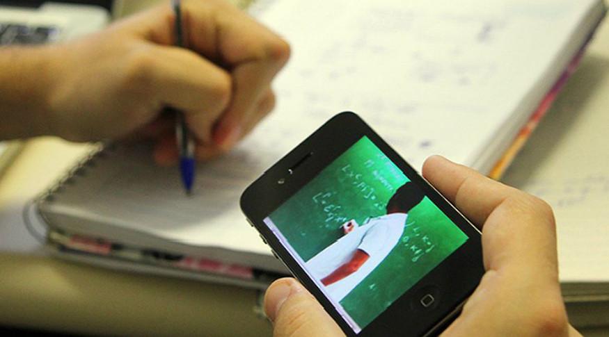 Ensino à distância. Foto: Brasil 61.