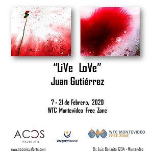 LiVe LoVe bu Juan Gutiérrez
