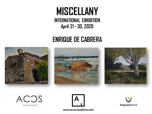 MISCELLANY By Enrique De Cabrera