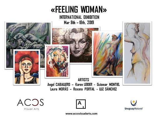 FEELING WOMAN