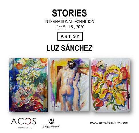STORIES by Luz Sánchez