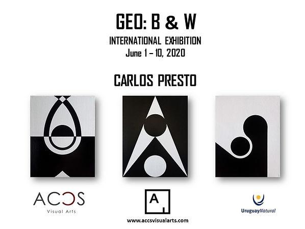 GEO B & W by Carlos Presto